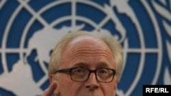 Kai Eide is expected to leave his UN envoy's post in March.