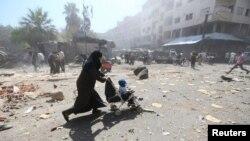 Damask, 12 gusht 2015.