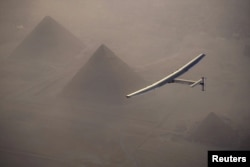 بر فراز مصر