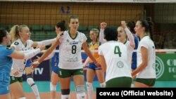 Польські волейболістки виявилися сильнішими за українок