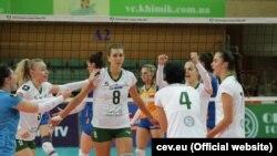 «Хімік» – перший український клуб, який пробився до групового турніру Ліги чемпіонів