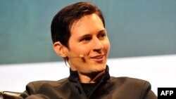 Pavel Durov (file photo)