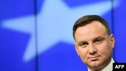 Президент Польши Анджей Дуда (архив)