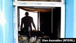 Бишкек. Дом одного из пострадавших.