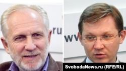 Владимир Семаго и Владимир Рыжков