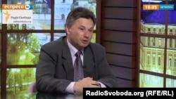 Виконавчий директор КВУ Віталій Тесленко