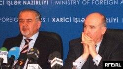 Minsk qrupu həmsədrləri regiona səfərlərini irəliləyiş adlandırırlar