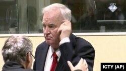 Ратко Младич, 22-ноябрь, 2017-жыл.