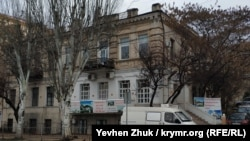 Дом 27 по улице Гоголя в Севастополе