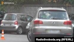 Співробітник СБУ Яковець їздить на роботу на Volkswagen Tiguan, що належить його дружині