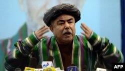 Перший віце-президент Афганістану Абдул Рашид Дустум