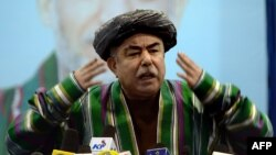 Abdul Rahid Dostum has now struck up an alliance with Atta Mohammad Noor. The men were once bitter rivals