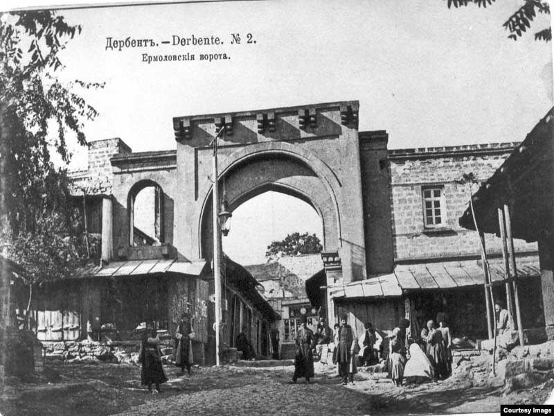 Дагестан Старый Дербент 1859 год