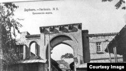 Дагестан, Старый Дербент, 1859 год