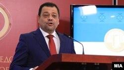 Вицепремиерот за економски прашања, Кочо Анѓушев