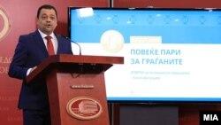 Koço Angjushev, zëvendëskryeministri për çështje ekonomike në Maqedoninë e Veriut zotëron biznese të hidrocentraleve.