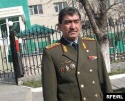 Замир Молдошев, 2009-жылдын 5-марты.