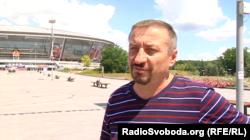 Донецький вболівальник з ностальгією згадує часи, коли на стадіоні вирувало життя
