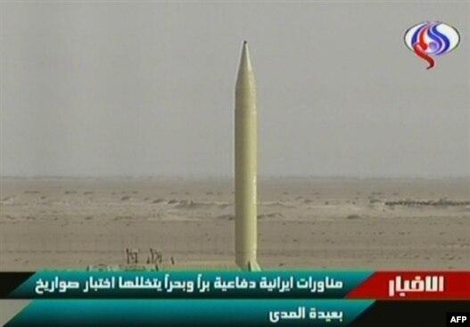 ایران کلاهک هستهای پیشرفته آزمایش کرده است