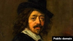 فرانس هالز نقاش معروف هالندی