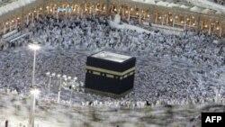 Каъба -- хонаи худо дар Макка, Арабистони Саъудӣ