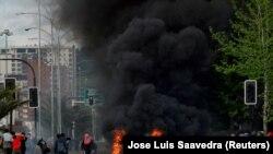 Procjenjuje se da su protesti izazvali milionske štete u Čileu