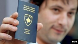 Pasaporta e Kosovës (Foto nga arkivi)