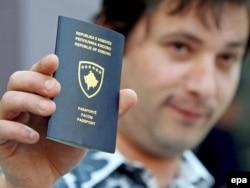Građanin sa pasošem Kosova