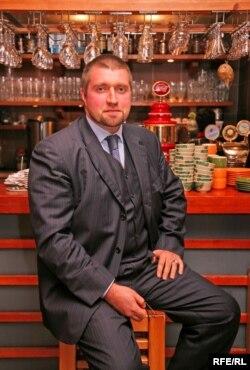 Бизнесмен Дмитрий Потапенко.