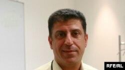 Laith Ahmed, Coordinator of the Baghdad bureau of RFE/RL's Radio Free Iraq.
