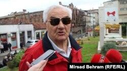 Balić, jedan od najpoznatijih skakača sa Starog mosta u Mostaru bio je zatočen mjesec dana u logoru Heliodrom