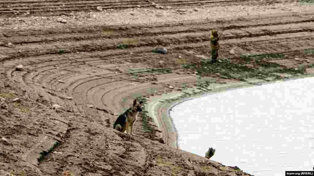 У листопаді минулого року Аянське водосховище було заповнене менш ніж на третину при обсязі в 3,9 млн кубічних метрів