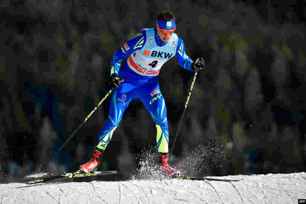 Қазақстандық жанкүйерлердің көбі шаңғышы Алексей Полтораниннен медаль күтеді. Спортшы бұл олимпиадаға Қазақстан құрамасынан бөлек Эстония және Еуропа елдерінде дайындалған.