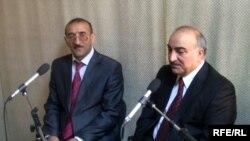 Bəhruz Kərimov və Tahir Kərimli