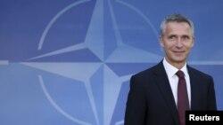 ՆԱՏՕ-ի գլխավոր քարտուղար Յենս Ստոլտենբերգ
