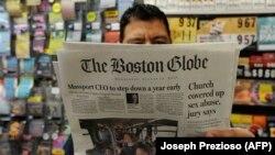 Boston Globe газеты
