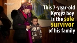 Help For Kyrgyz Plane Crash Orphan