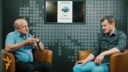 """Андрэй Саўчанка: """"Мне не стае людзей, якія думаюць і пішуць па-беларуску, зь якімі можна працаваць па-беларуску"""""""