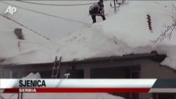 U talasu hladnoće u Srbiji tri osobe poginule