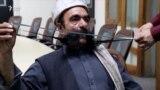Житель Афганистана претендует на звание самого известного бородача в стране