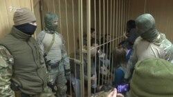 Украинских моряков оставили под арестом