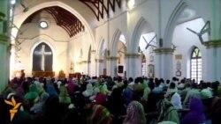 «Світ у відео»: Християни Пакистану відзначили Страсну П'ятницю
