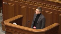 «Ми не здамося». Промова журналіста «Схем» Михайла Ткача у Раді – відео