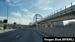 Дорога в Сочи, иллюстративное фото