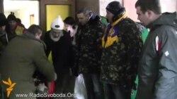 Близько 300 поранених доставили в медпункт Будинку профспілок