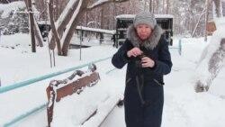 Фотоохота новосибирской пенсионерки