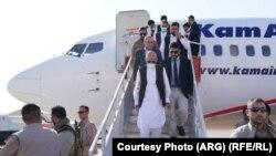 محمد اشرف غنی، رئیس جمهور افغانستان