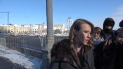 Ксения Собчак и Михаил Касьянов о Борисе Немцове