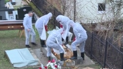 Body Of Student Exhumed In Banja Luka