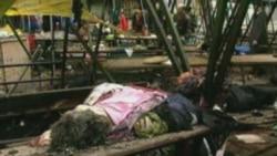 Opsada Sarajeva - masakr na Markalama